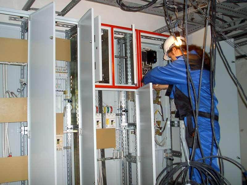 Требования к электрощитовым помещениям