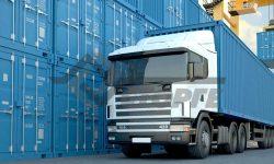 Логистика контейнерных перевозок